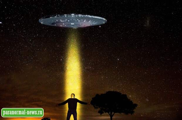 Случай в Огайо: Мужчина увидел НЛО, у него заболели глаза, а потом случилось что-то очень странное
