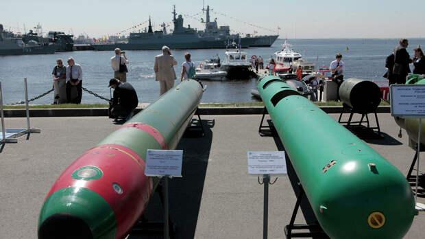 КТРВ завершила госиспытания первой электрической торпеды в России