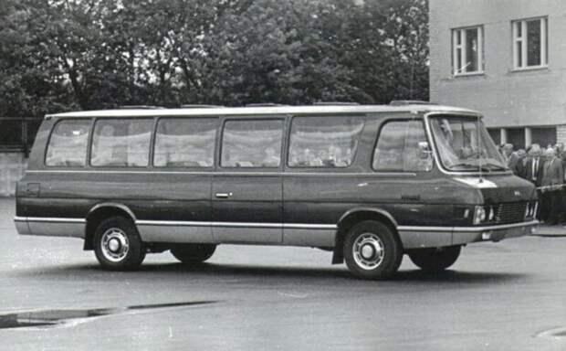 """ЗИЛ-118 """"Юность"""" автобусы, транспорт, это интересно"""