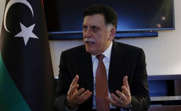 Правительство Сараджа обвинило Каир впосягательстве насуверенитет Ливии