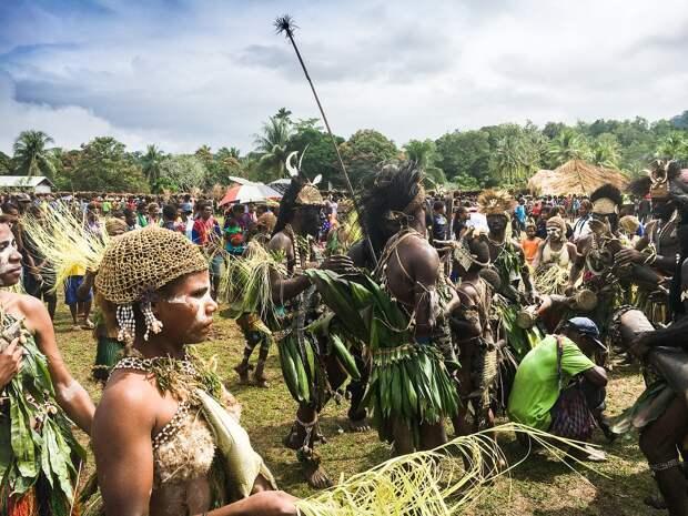 Аборигены Папуа – Новой Гвинеи пожелали стать православными и обратились к патриарху Московскому