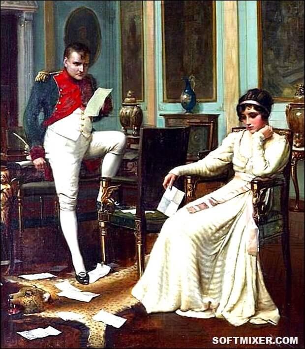 Наполеон: в поисках августейшего чрева…