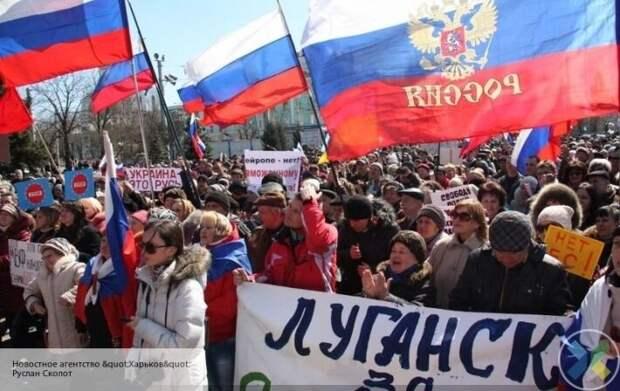 Националисты заявляют о начале «Русской весны-2» на Украине