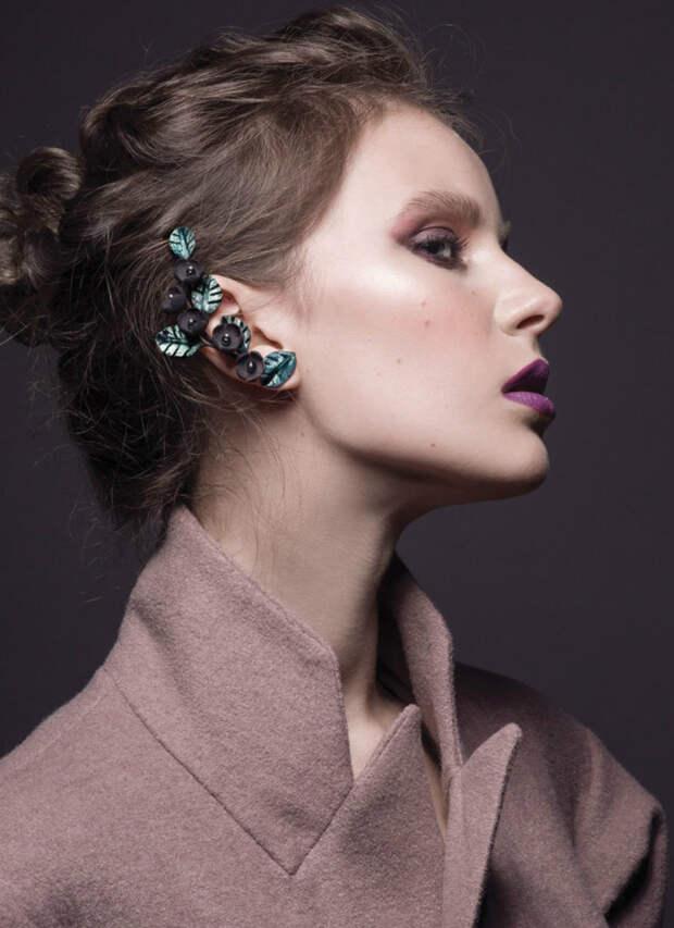 Вниманию модниц - самые популярные украшения будущего года. Часть 1