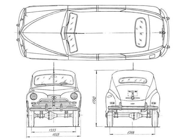 ГАЗ-М72-2