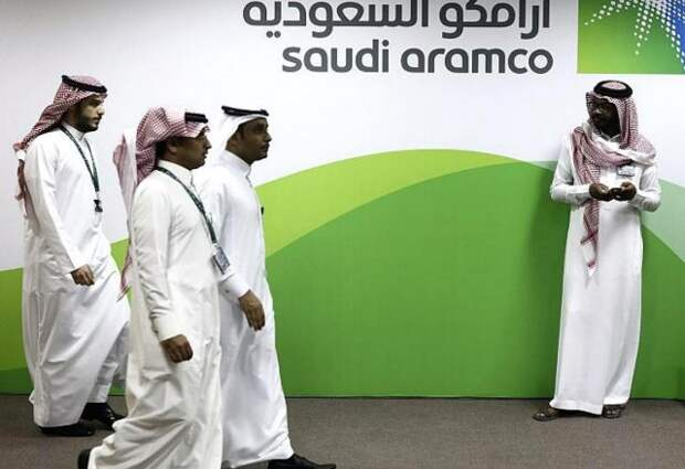 Saudi Aramco Хурайс
