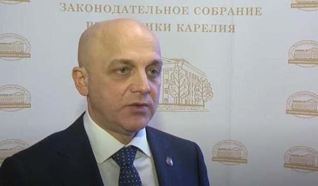 Шандалович обещал поддерживать самозанятых наравне сМСП