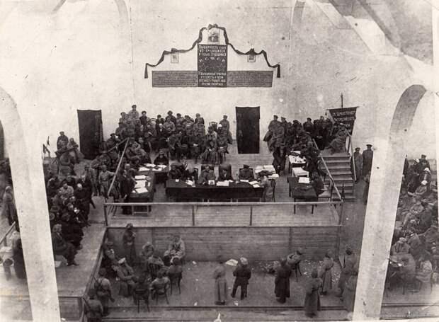 1920. Судебный процесс над колчаковскими министрами история, ретро, фото