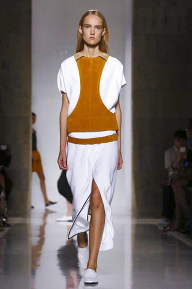 Неделя моды в Нью-Йорке: Детали