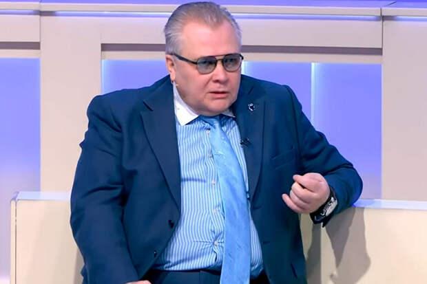 На ток-шоу «Время покажет» Сытин трансформировался в патриота и поддержал Хинштейна