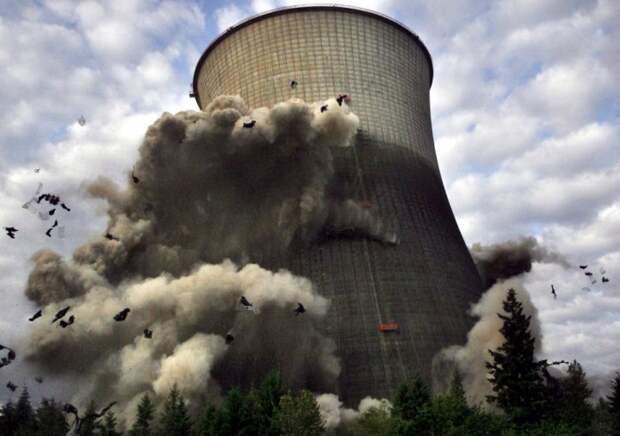 Украина проводит опасные эксперименты со своими АЭС