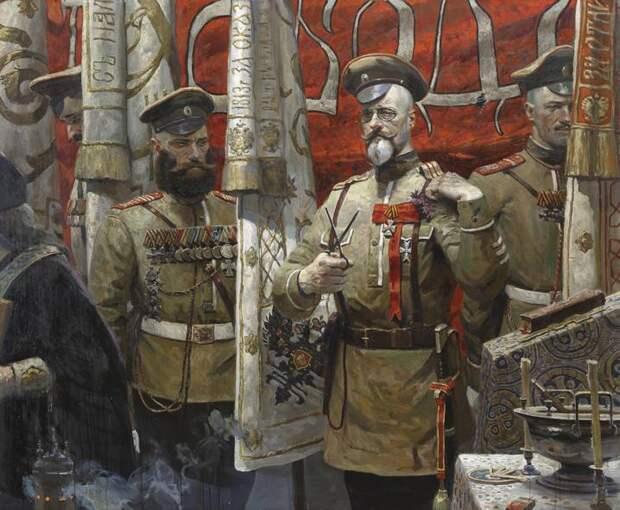 Как правящий класс выступил против царя и разрушил Россию