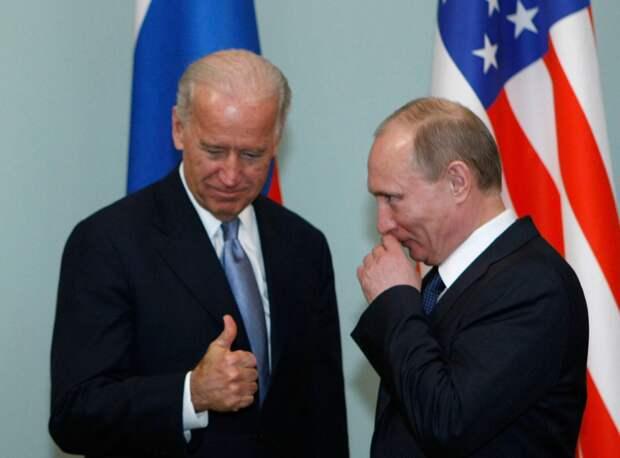 Главные итоги встречи Путина и Байдена