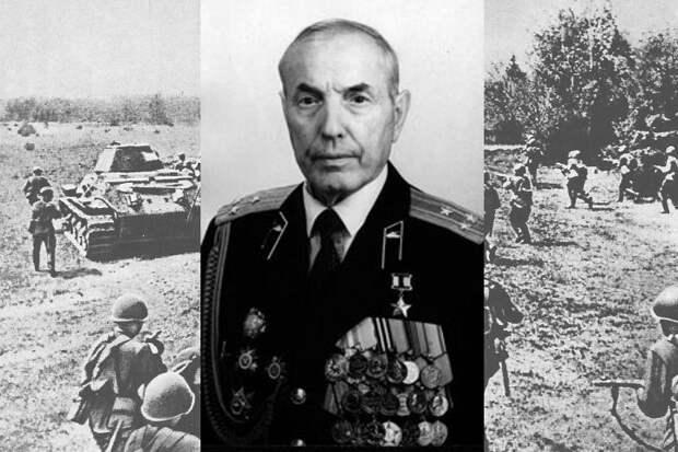 Как танк Т -34 сбил немецкий самолет