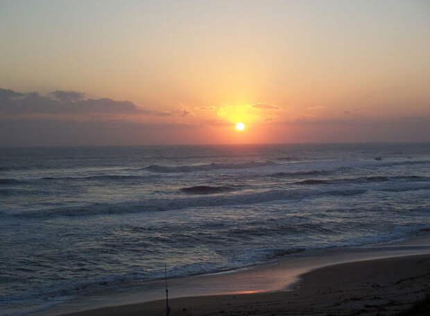 Пляж New Smyrna (США)