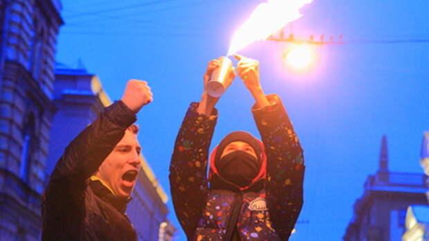 Биткойны просвистели - пешки Навального выходят на протест: Москва приготовилась