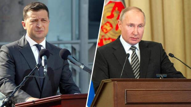 «В любое удобное для него время»: Путин заявил о готовности провести встречу с Зеленским в Москве