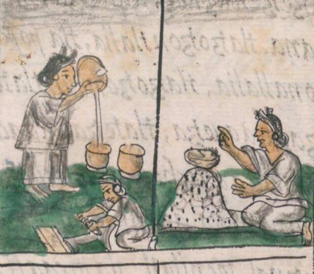 Как пират Уильям Хьюз привез в Англию горячий шоколад