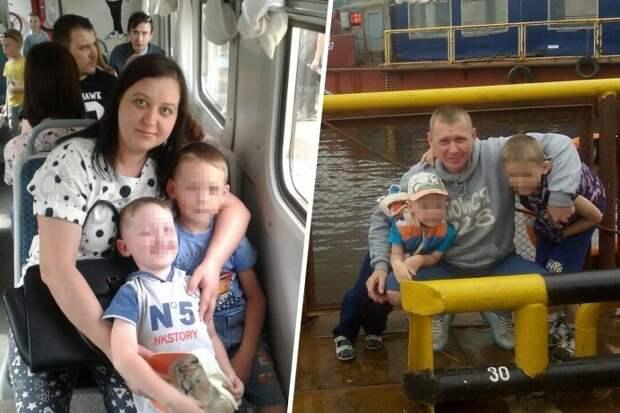 «Мужики просто стояли»: спасший ребёнка военный рассказал, как семья мальчика сгорела в машине