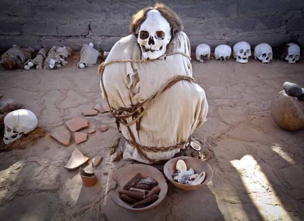 Загадки и тайны перуанской пустыни