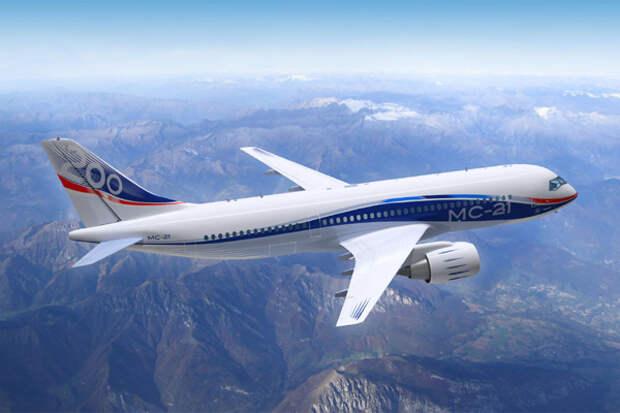 Массовое производство авиалайнера МС-21 откладывается