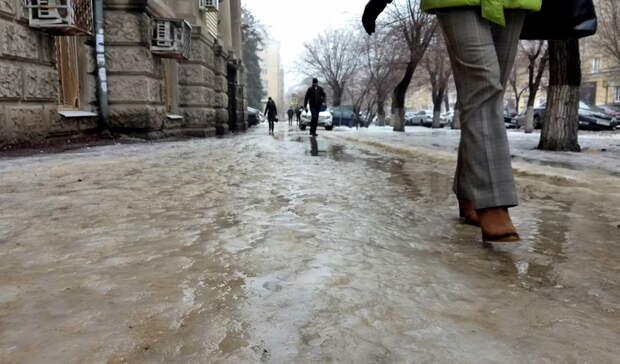 Жительница Орска отсудила у коммунальщиков 60 000 рублей за травму на улице