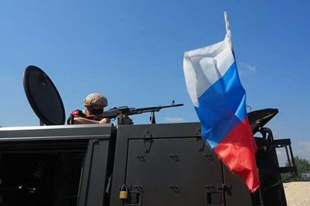 Российские военные укрепили базу в Сирии в ответ на усиление США