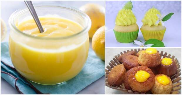 Заварной крем на лимонном соке — изысканное лакомство с нежным вкусом