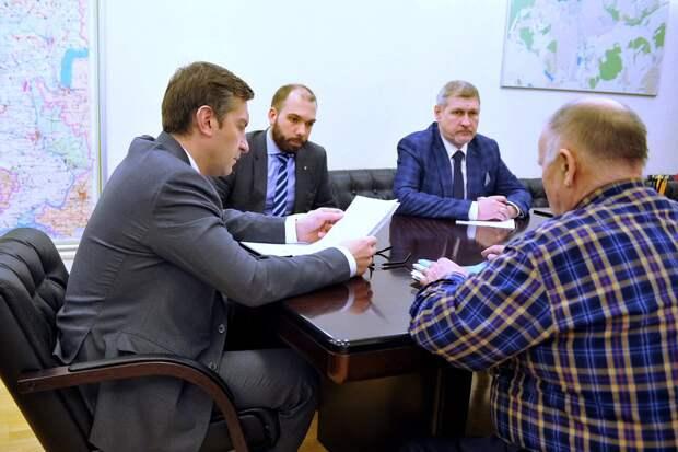 Общероссийский день приема граждан в Удмуртии перенесли из-за ситуации с коронавирусом