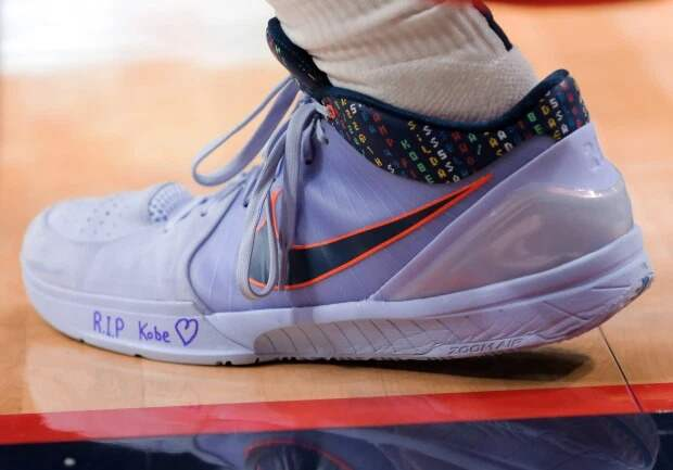 Мир скорбит по легендарному баскетболисту Коби Брайанту