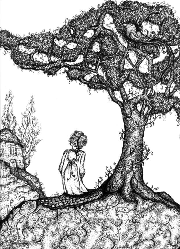 """Настоящие сказки братьев Гримм - """"Можжевеловое дерево"""""""