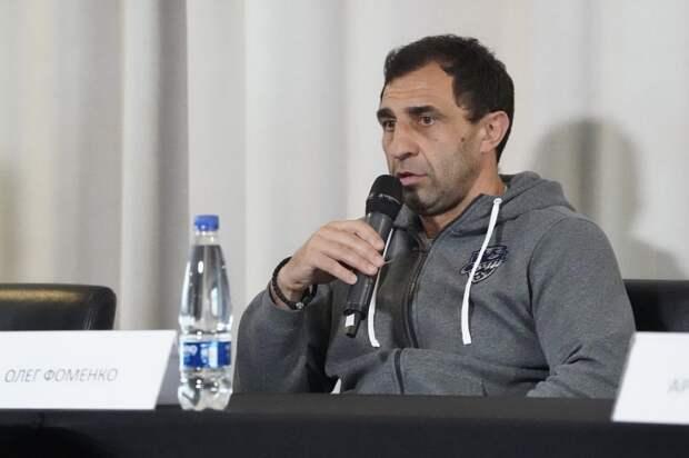 Тренер «Сочи» удивил кадровой новостью перед матчем с «Зенитом»