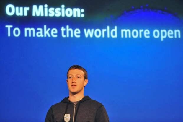 Трампа забанили в Facebook