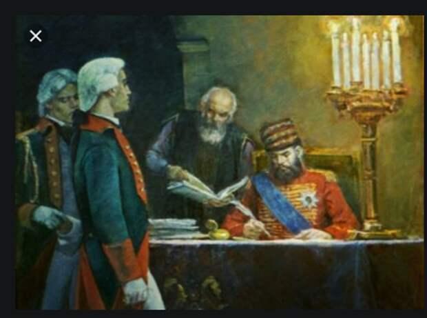 Как грузины умеют «благодарить» Россию. К 236-тилетию  Георгиевского трактата.