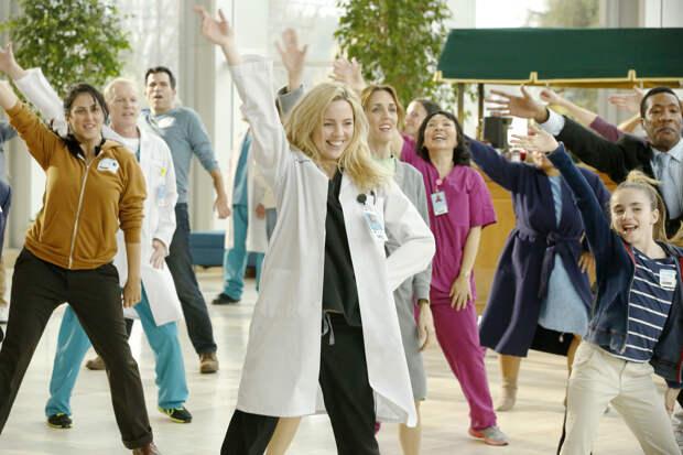 Дышите — не дышите: 5 причин посмотреть медицинский сериал «Разбивающая сердца»