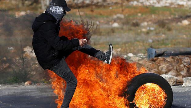 Более 50 человек арестованы и свыше 100 ранены при столкновениях в Иерусалиме