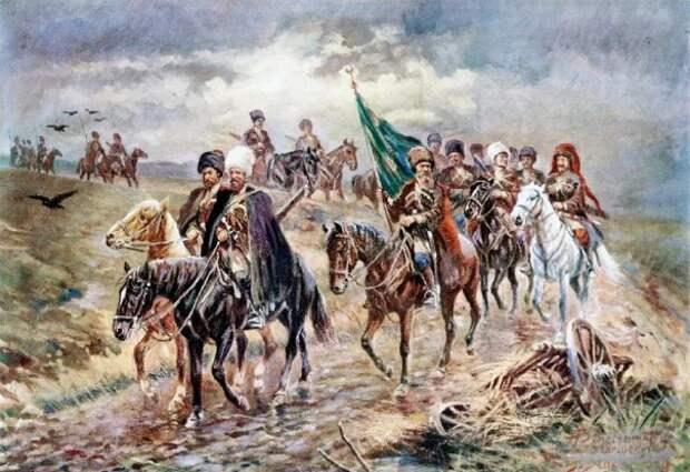 Почему чеченцы отпустили Багратиона из плена