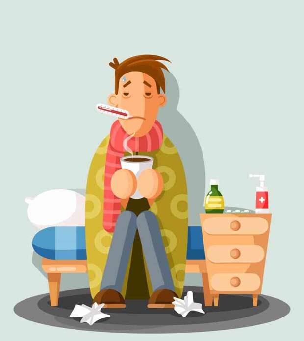 8 признаков, указывающие на то, что ваше тело страдает от стресса