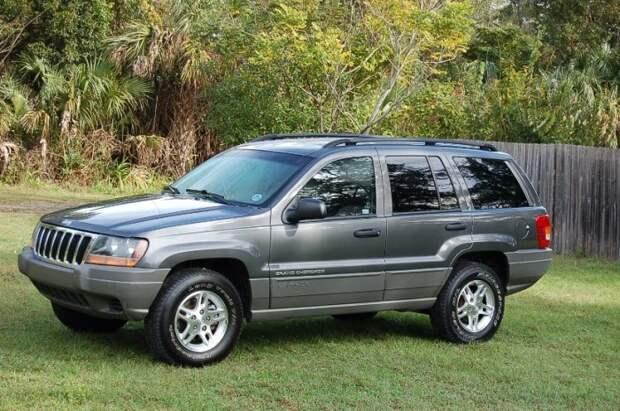 Jeep Cherokee не самый надежный выбор.