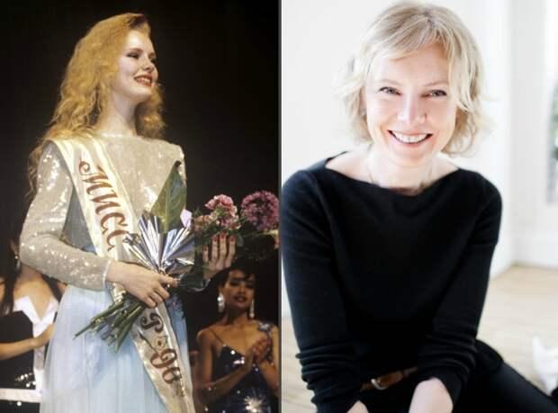 Мария Кежа 30 лет назад и сегодня.
