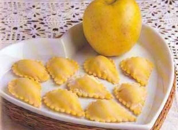 Рецепты по четвергам. Клёцки, ньокки, галушки, вареники. Равиоли (вып. 3)
