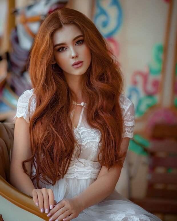 Aleksandra Girskaya : RedheadedGoddesses