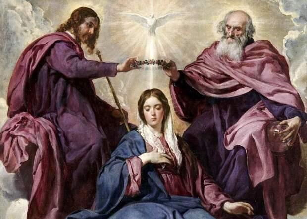 Проблем в США больше нет: в Штатах обсуждают, не был ли Бог насильником девы Марии
