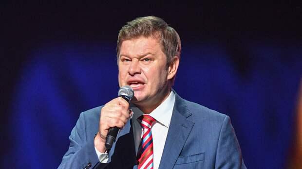 Губерниев поддержал решение МОК о запрете BLM на Олимпиаде