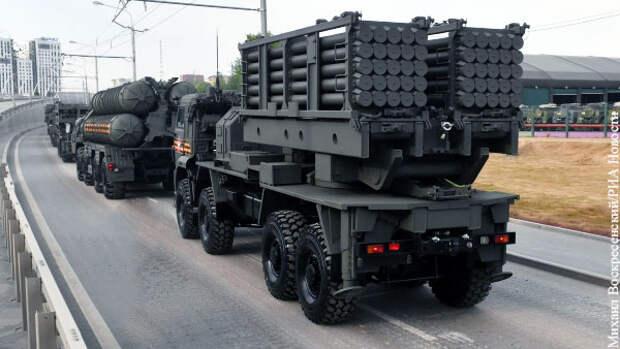 Система дистанционного минирования «Земледелие» начала поступать в российские войска
