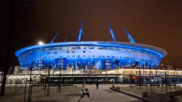 УЕФА планирует отдать Санкт-Петербургу дополнительные матчи чемпионата Европы