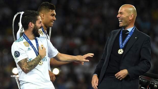 «Реал» впервые за 40 лет не приобрел игроков в летнее трансферное окно