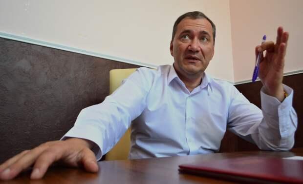Депутат Госдумы Белик призвал ФСБ спасти Крым от коронавируса с Украины