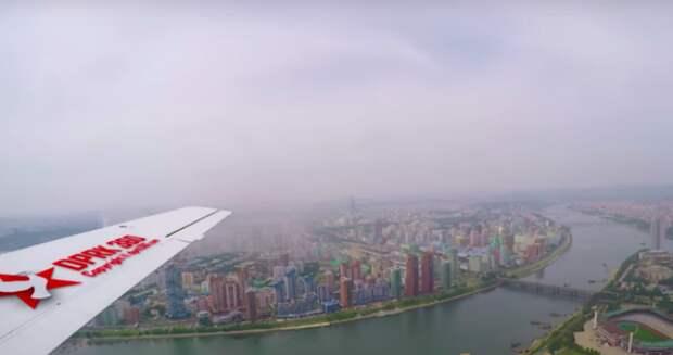 Сингапурскому фотографу разрешили снять Северную Корею свысоты птичьего полета