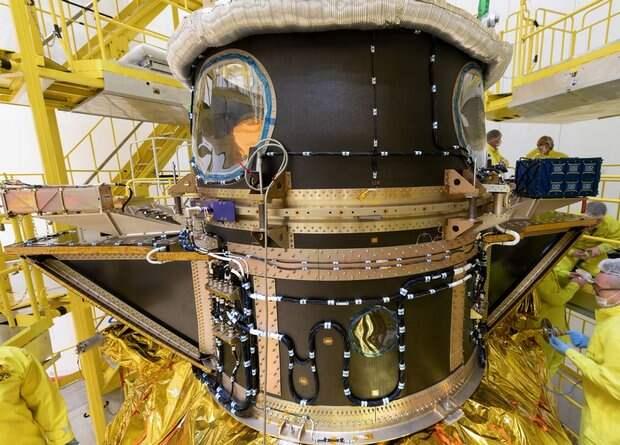 Ракета «Союз» вывела европейский телескоп CHEOPS в космос